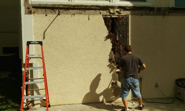 Is Your Stucco'd Home Rotting Away?