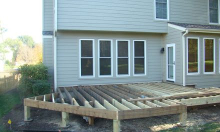 Types of Decking Material