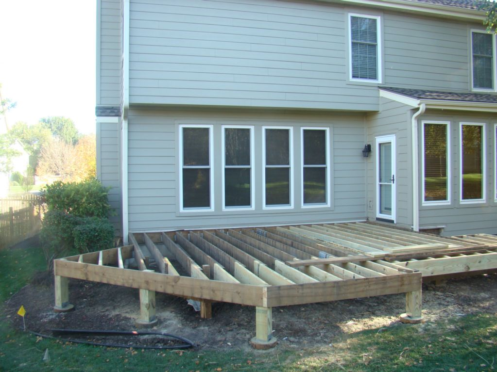 Types Of Decking Material Remodeling And Construction