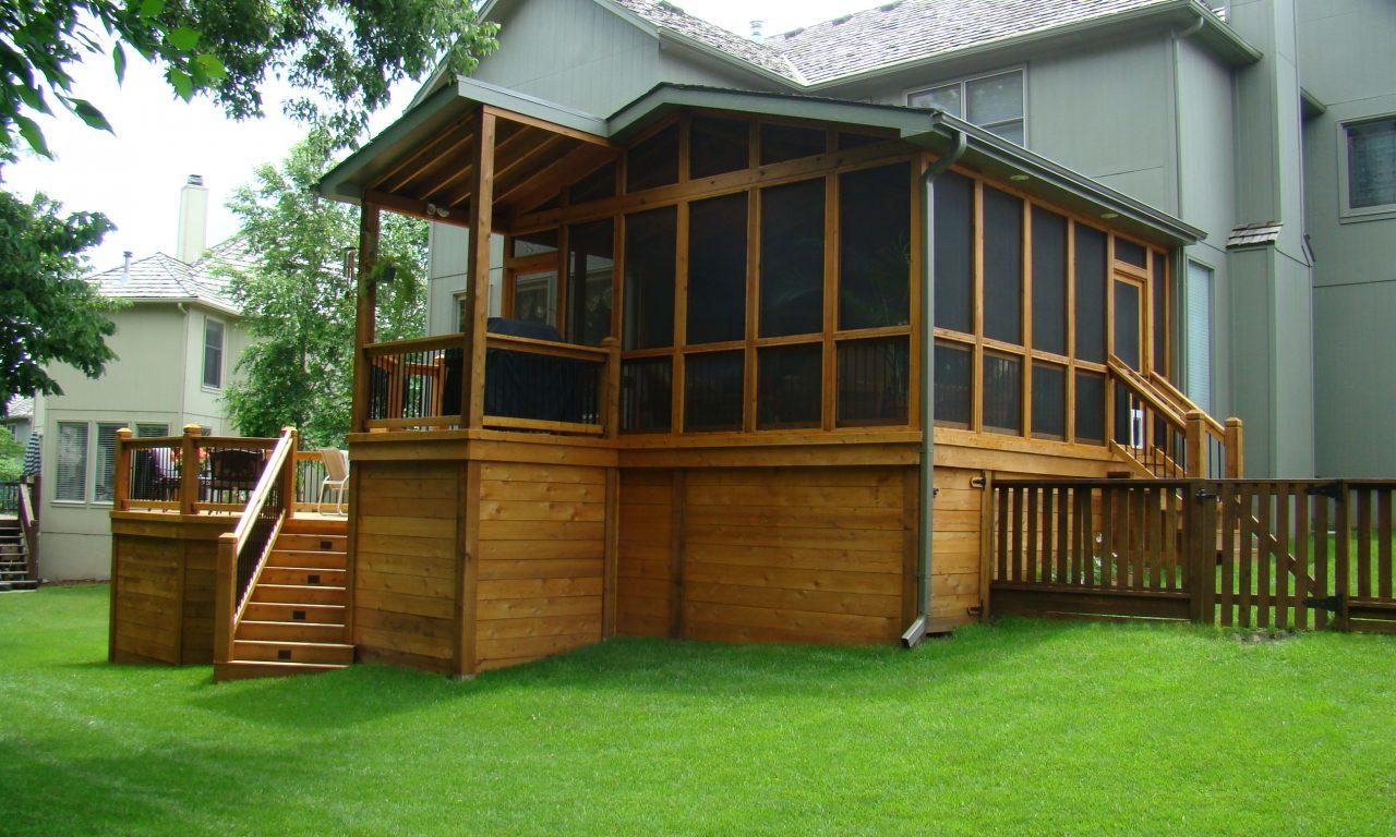 Decks, Porches and Season Rooms